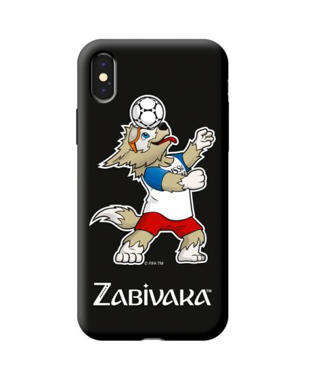 Чехол для iPhone 2018 FIFA WCR Zabivaka 1 для Apple iPhone X